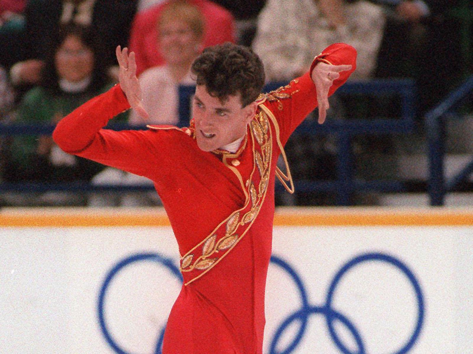 брайан орсер на олимпийских играх