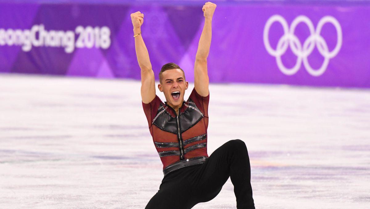 адам риппон олимпиада 2018