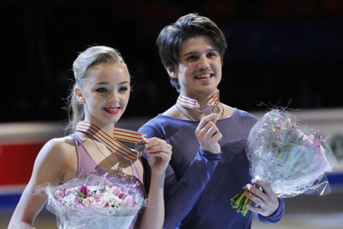 александра степанова  медалистка