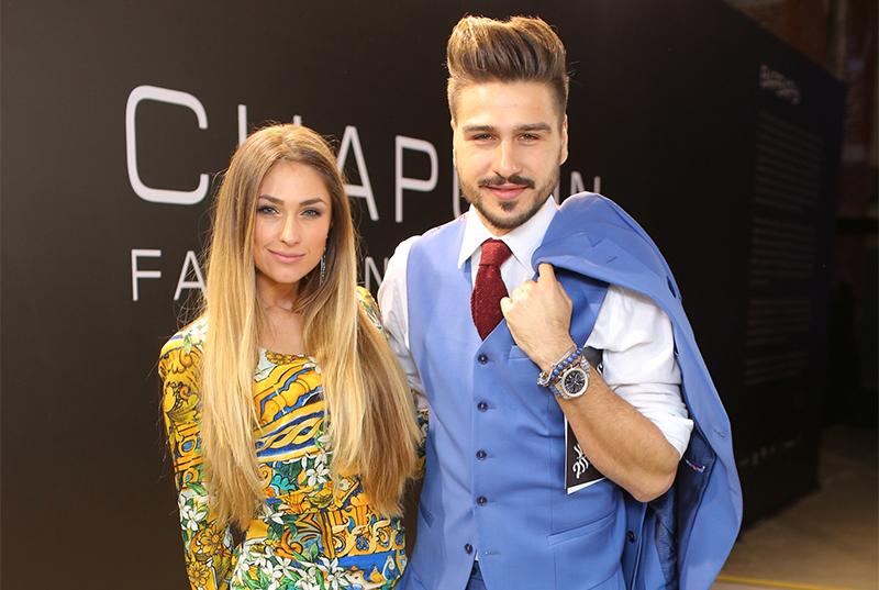евгений савин и Дарья Говзич