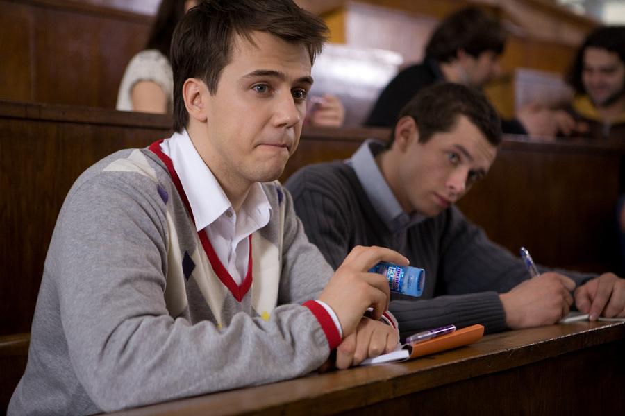 иван жидков в студентческие годы