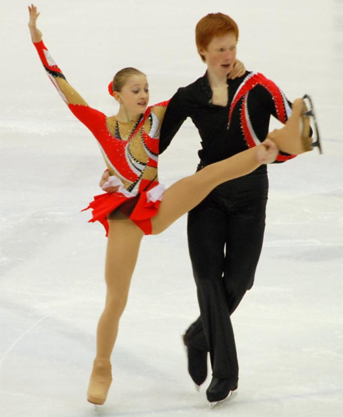 владимир морозов и Ирина Моисеева