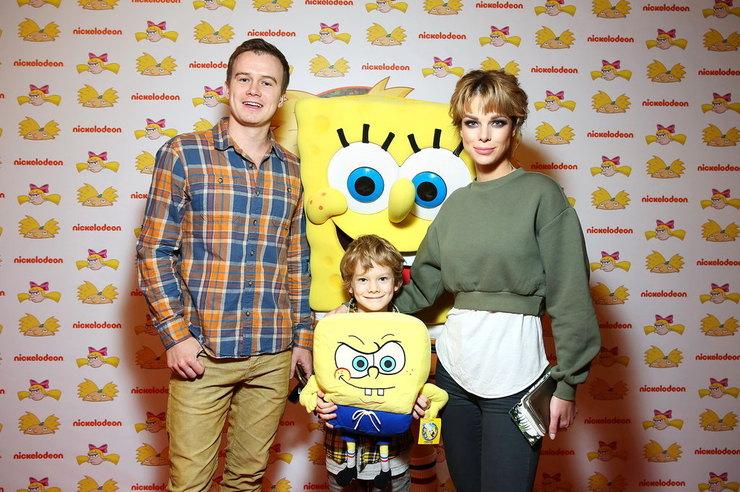 алексей бардуков с женой и сыном