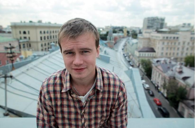 Актер Алексей Бардуков