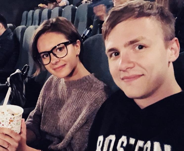 наталья забияко и Даниил Гринькин