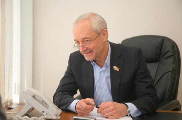 Депутат Евгений Герасимов