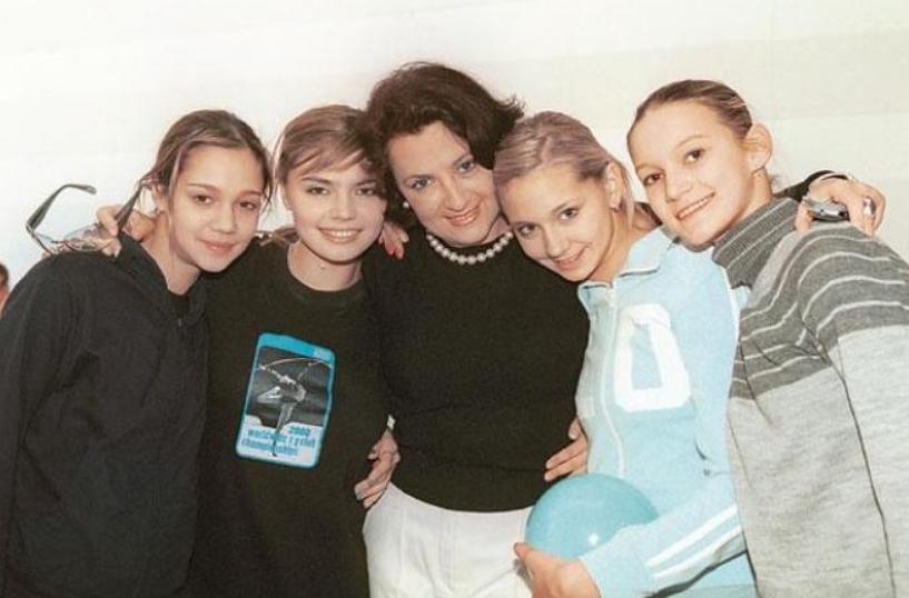 Ирина Винер и ее воспитаницы