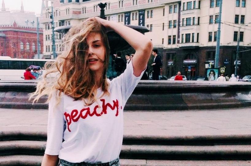 Пелагея Невзорова в юности