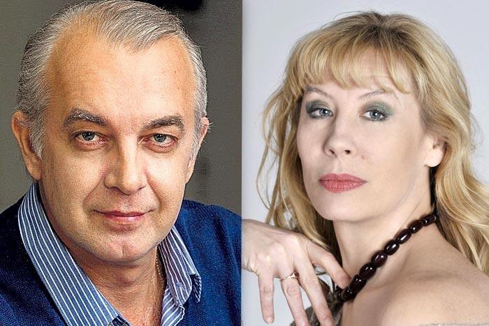 Пётр журавлёв и Дарья Юргенс