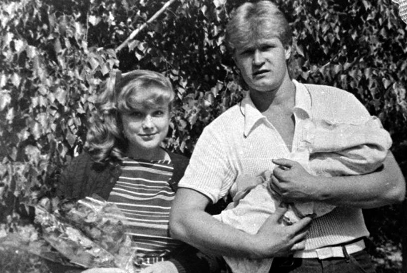 Родители Кирилла Зайцева