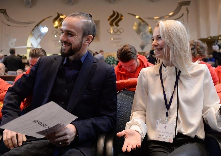 евгения тарасова и Федор Климов