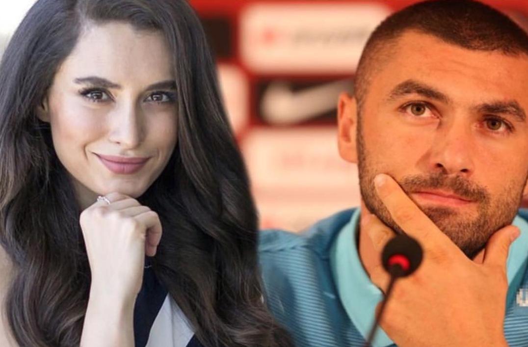 Ханде Догандемир и Бурак Йылмаз