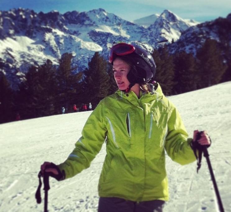 фатима горбенко на лыжах