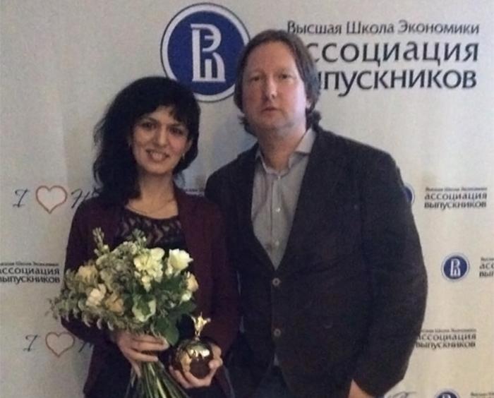 Василий Ключарев декан