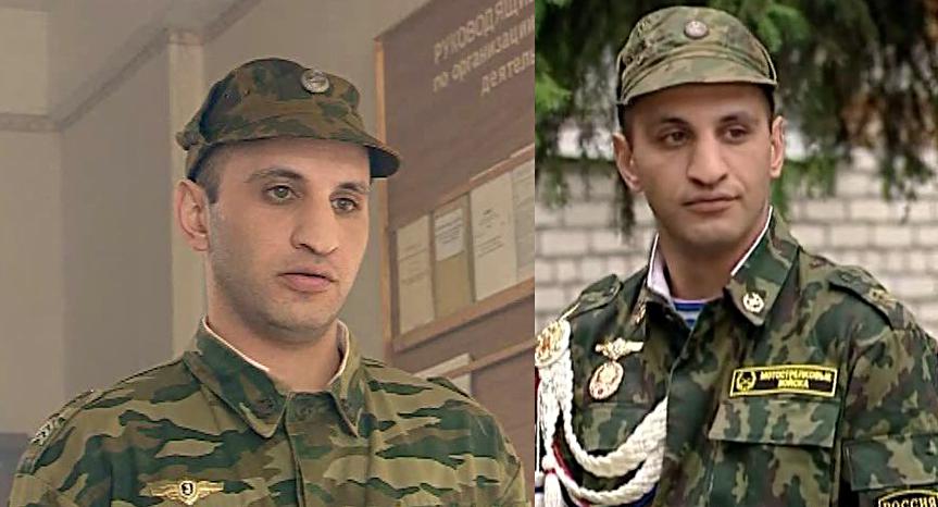 Юрий Сафаров солдаты