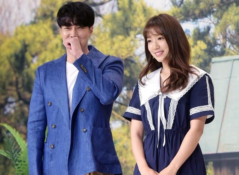 Со Джи Соп и Пак Шин Хе