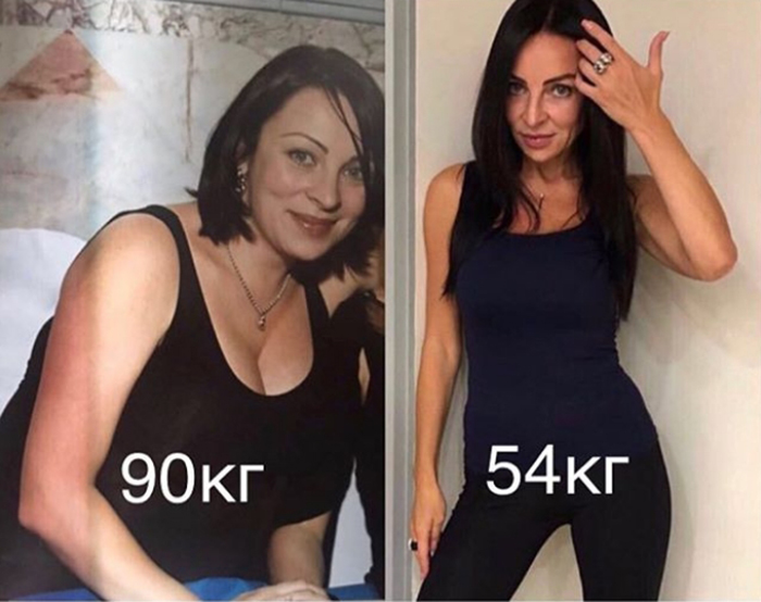 ольга лейбман система похудения