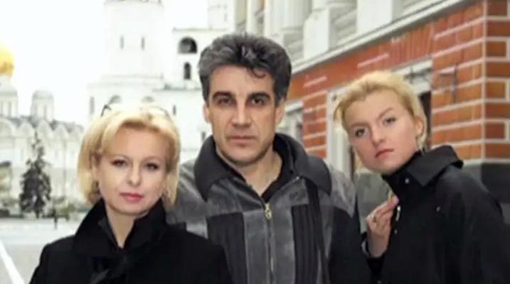 пиманова валентина с дочерью и мужем