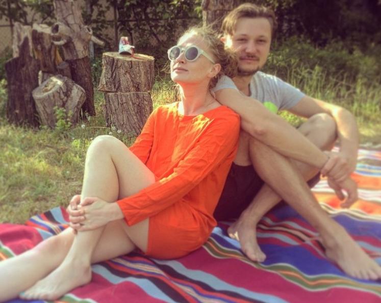 фатима горбенко с Антоном Азаровым
