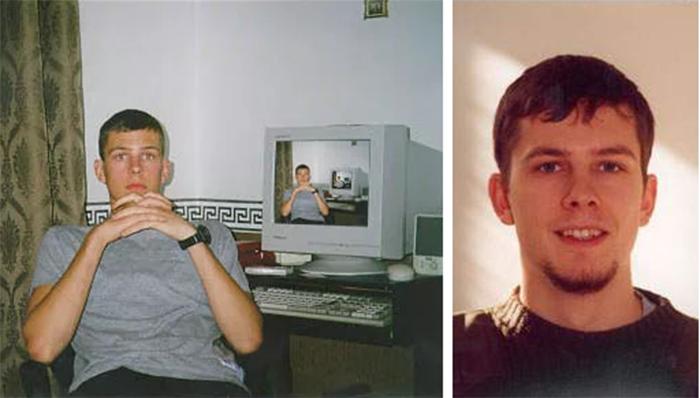 Александр Колтовой в молодости