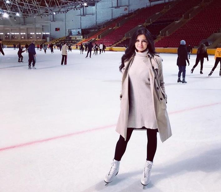 рената камалова на коньках