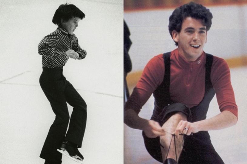 Брайан Орсер в детстве и юности