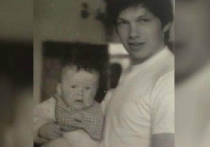 Владимир Соловьев с дочерью Полиной