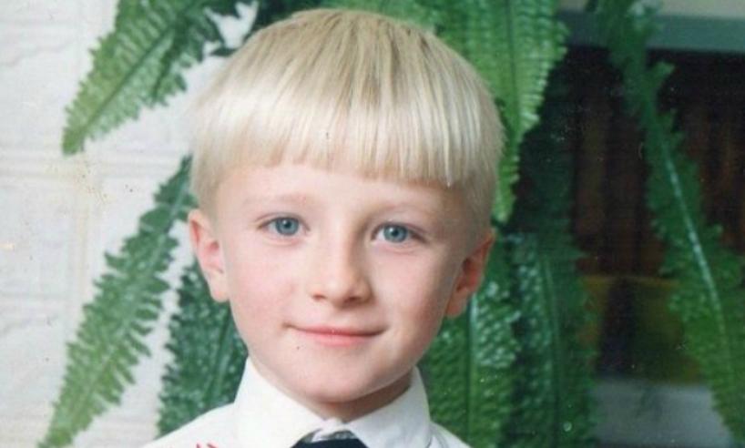 Вячеслав Чепурченко в детстве