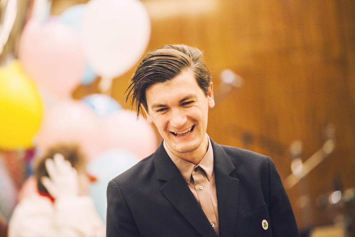 Личная жизнь Александра Гудкова