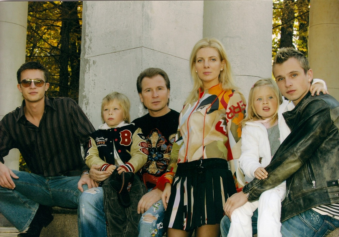 эмма малинина семья