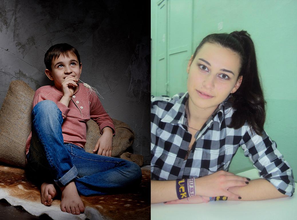 сын и дочь юрия сафарова