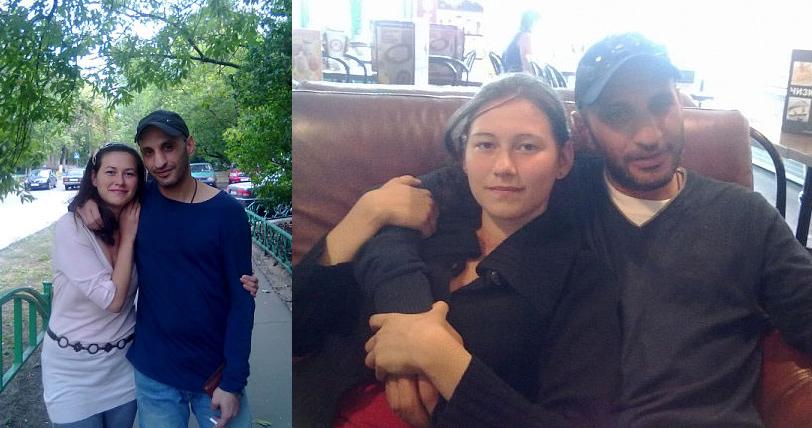 юрий сафаров с дочкой