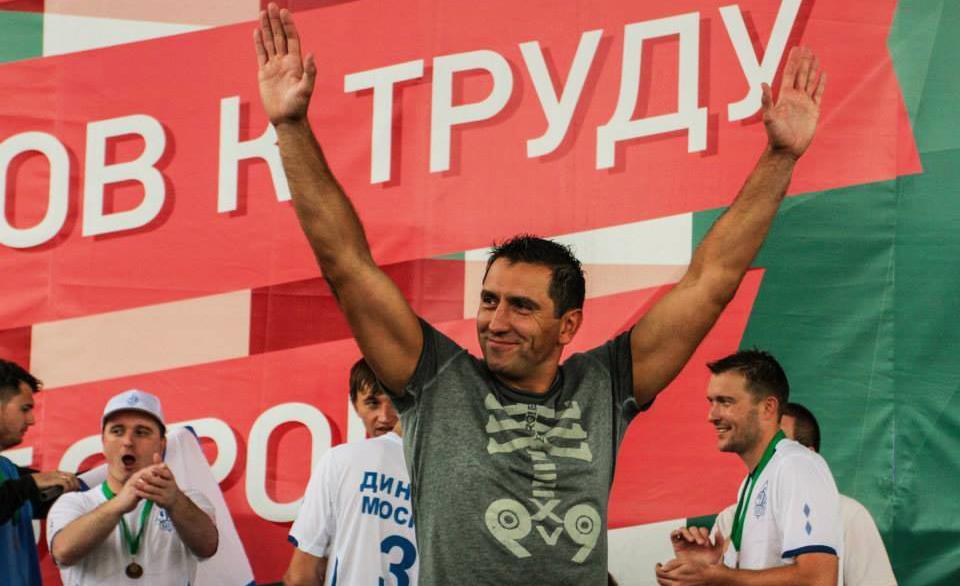 спортсмен денис стойков