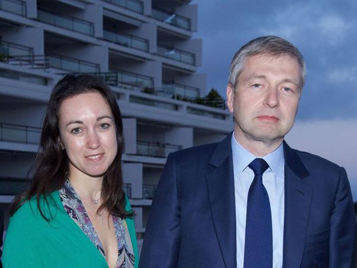 дмитрий рыболовлев и Татьяна Бершеда