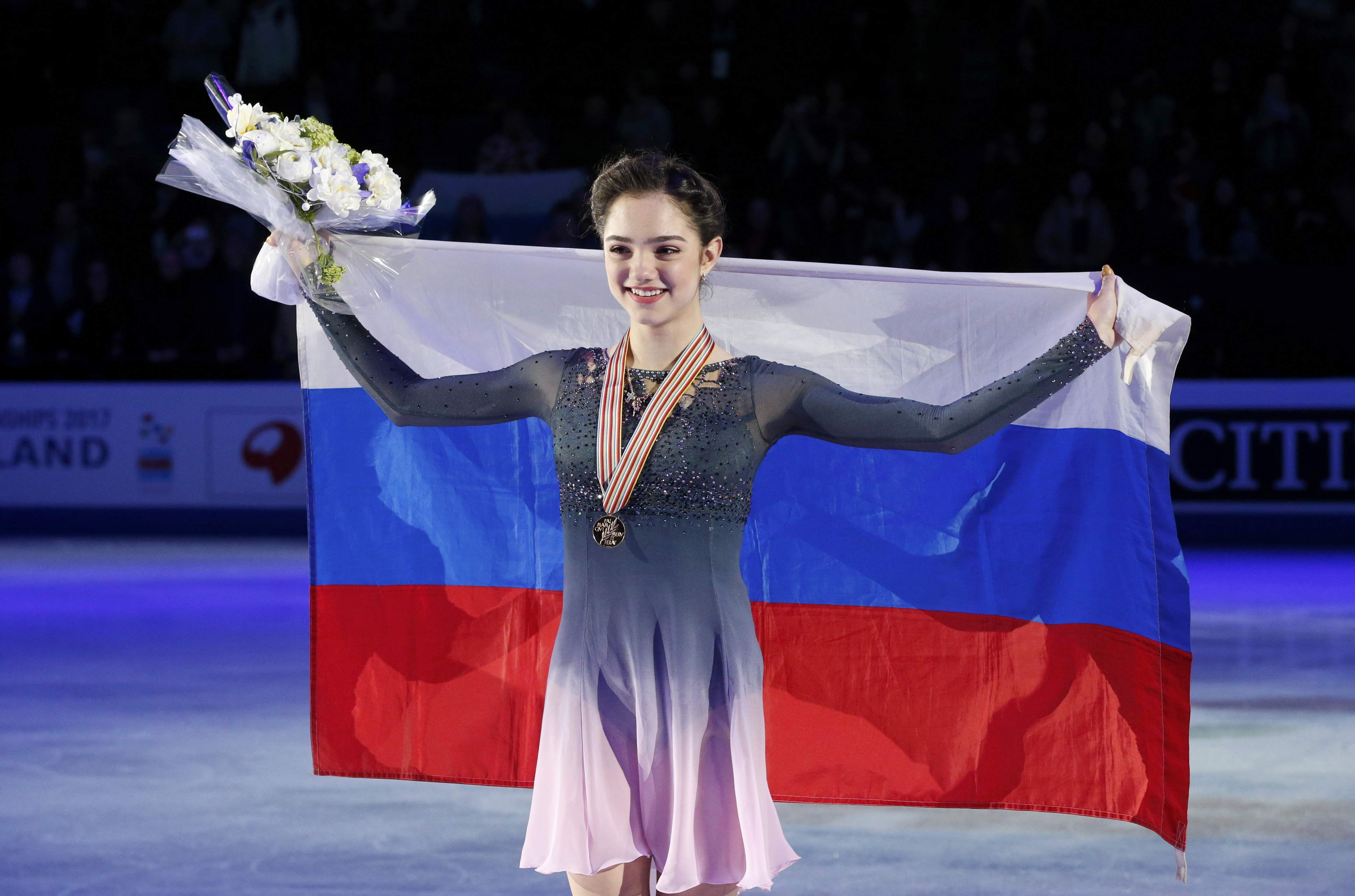 евгения медведева олимпиада 2018