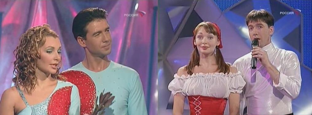 наталья Антонова танцы на льду
