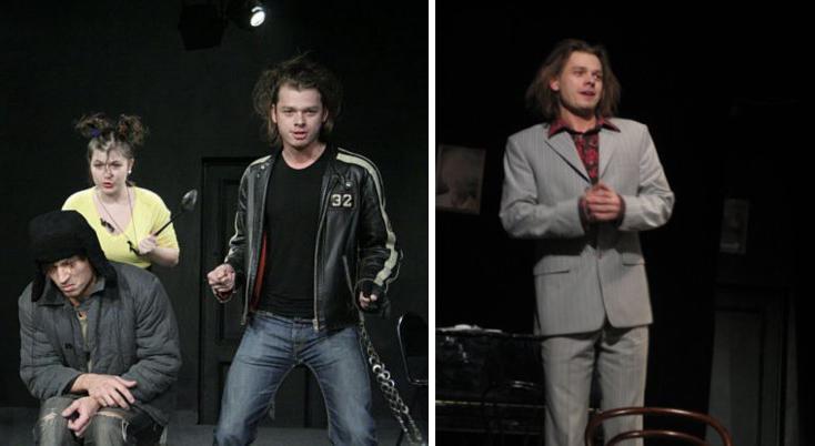 владислав канопка в театре
