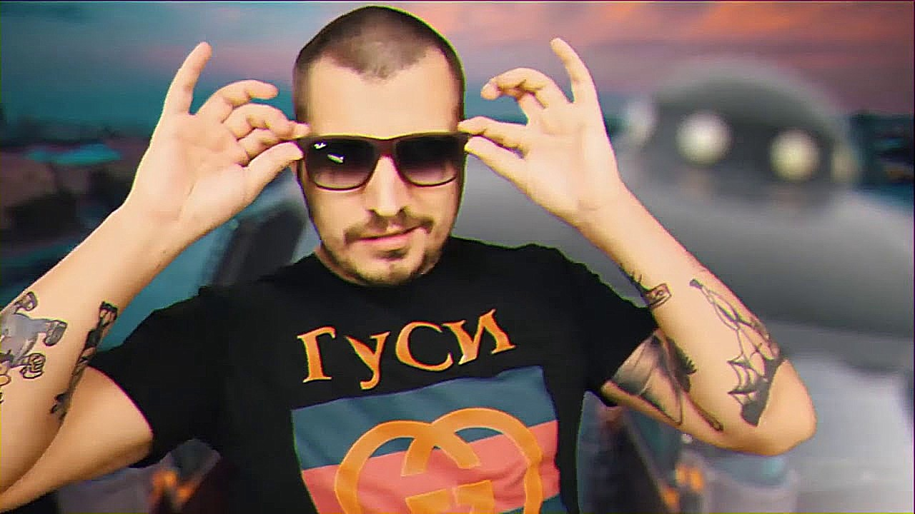 рэпер Паша Техник