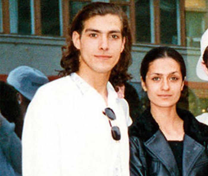 Виктория Исакова и Александр Чижевский