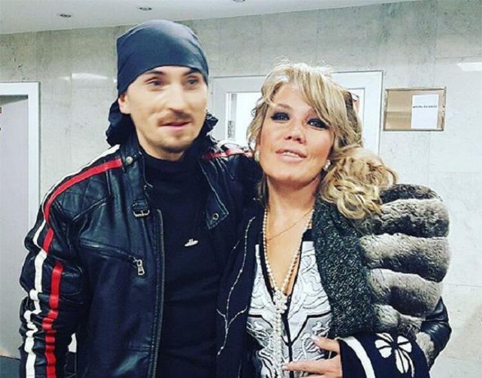 азиза мухамедова с сыном Игоря Талькова