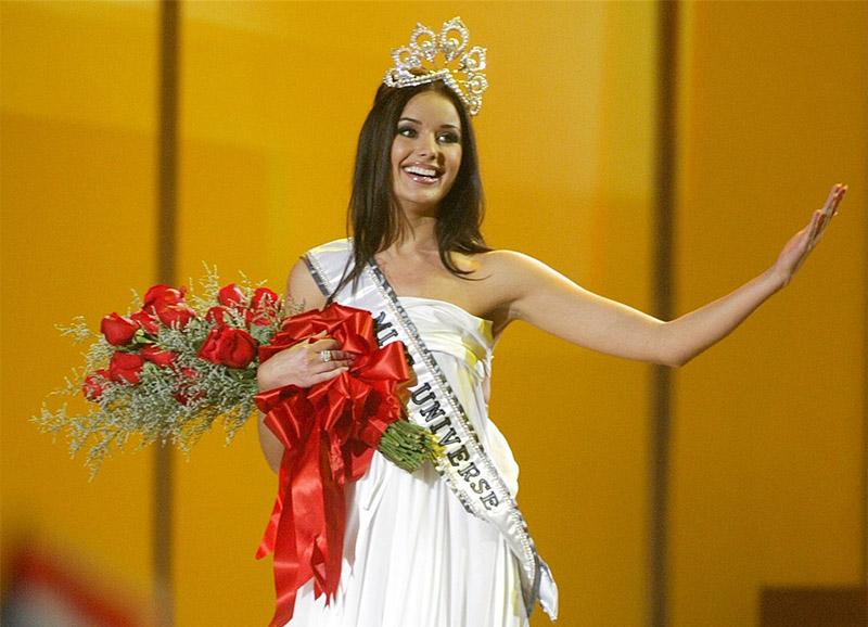 оксана федорова Мисс Вселенная 2002