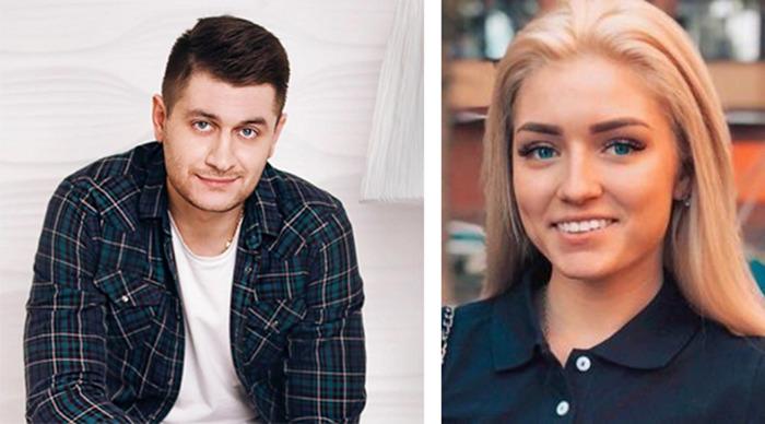 Давид Манукян и Анастасия Малышева