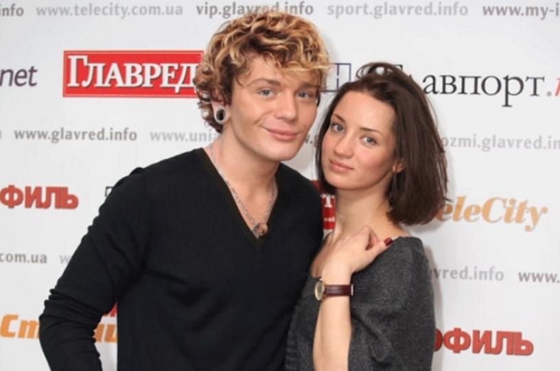 Александр Кривошапко и Татьяна Денисова