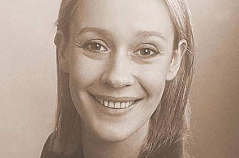 Евгения Дмитриева в молодости
