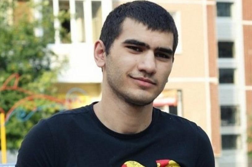 HammAli (Александр Алиев) в юности