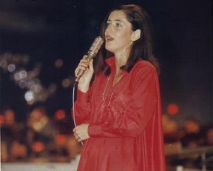 Тамара Гвердцители 70-е года
