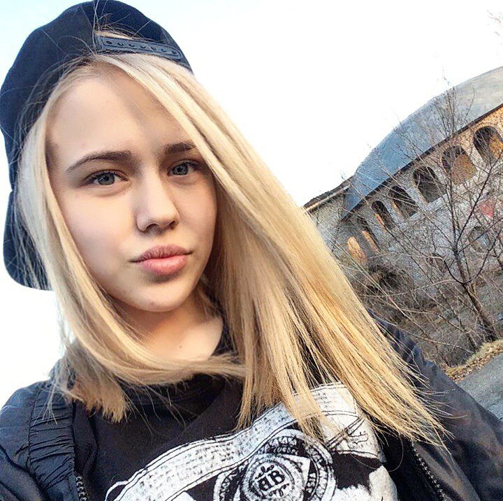 GRIVINA подросток