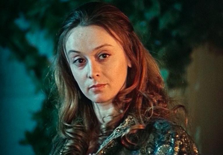 молодая Маргарита Терехова