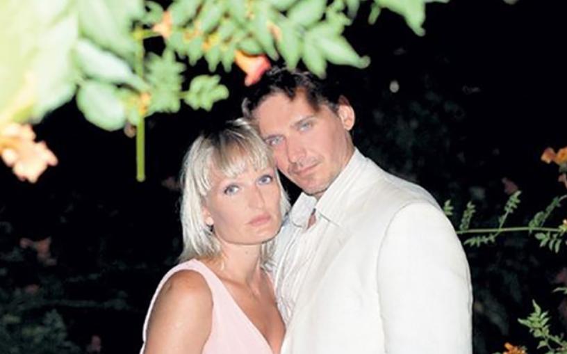 Юрий Батурин жена