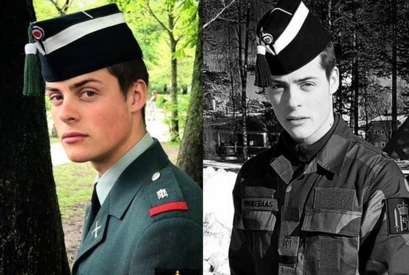 герман томмераас в армии